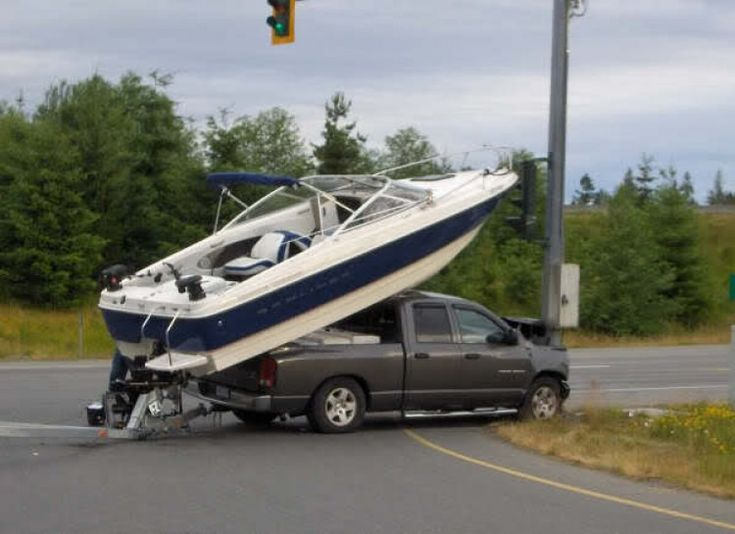 17 insane towing moments no one ever expected funny