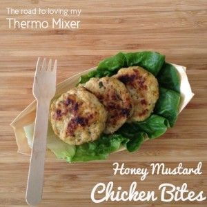 Honey Mustard Chicken Bites