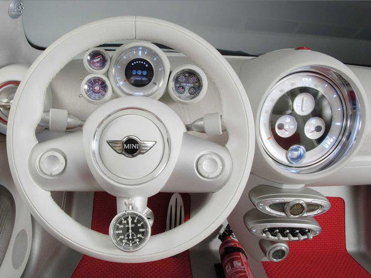 Mini Cooper Concept Car