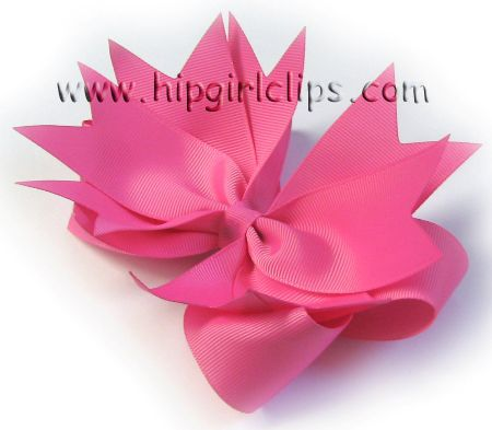 Free Hair Bows Instructions | ... Free Hairbow Instructions, Ribbons, Hair Bows and Clips, Hairbow
