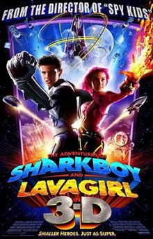 """From the imagination of Robert Rodriguez (""""Spy Kids"""") and his kids: A boy creates two imaginary superheroes (Taylor Lautner, """"Twilight""""; Taylor Dooley, """"Monster Night"""") that actually come alive."""
