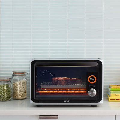 Among those is the June Oven ($1,495), which is a favorite here at Sunset. Our food editors love nearly everything about it—the stylish exterior and smart technology, aided by weights, an in-oven thermometer, and camera, that helps it perfectly cook anything you put into it.