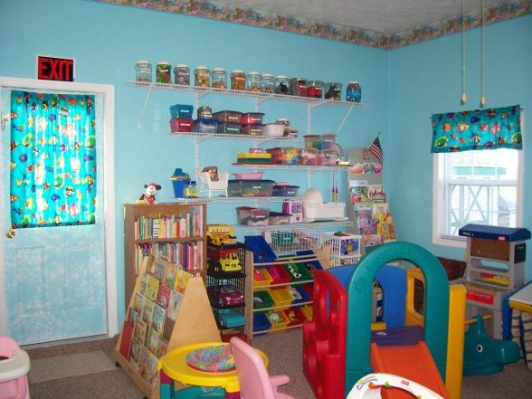 Home Daycare Design Ideas: 234 Best Images About Classroom Designs ..... For Home Or