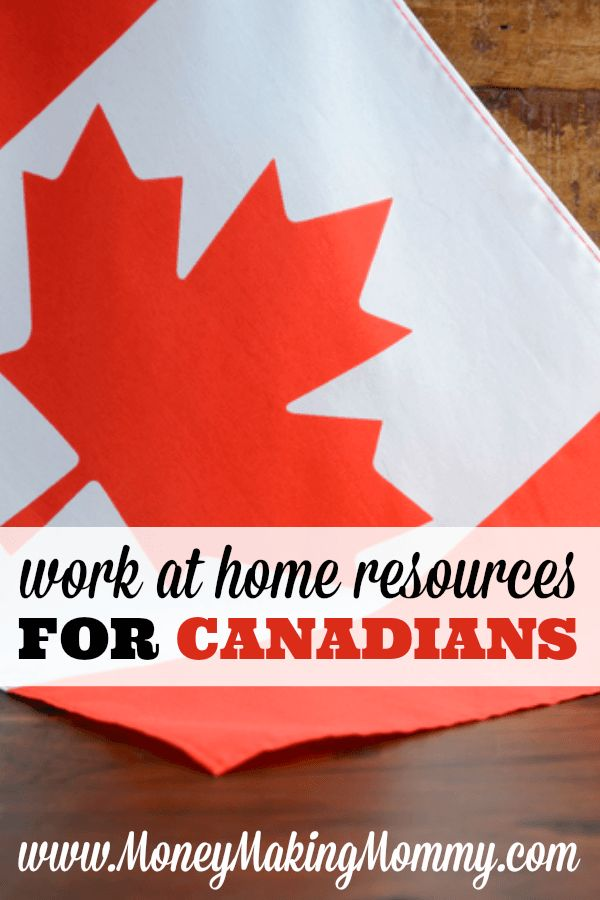 Canadian Work at Home Job Search Help