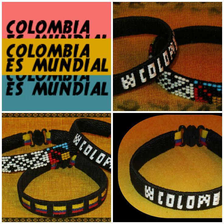 DE COLOMBIA PARA EL MUNDO http://amorepedreria-accesorios.blogspot.com.co/