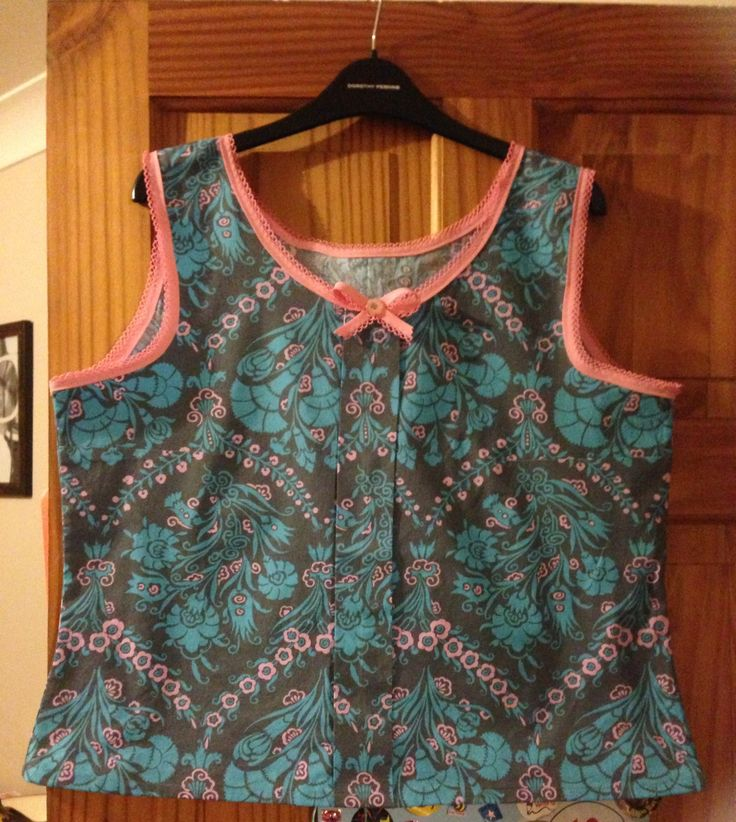 Another sorbetto tank top