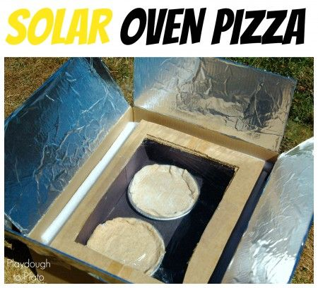 Awesome summer science for kids make a solar oven pizza for How to build a solar oven for kids