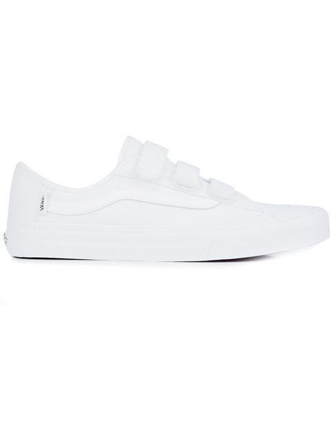 VANS Velcro Strap Sneakers. #vans #shoes #sneakers