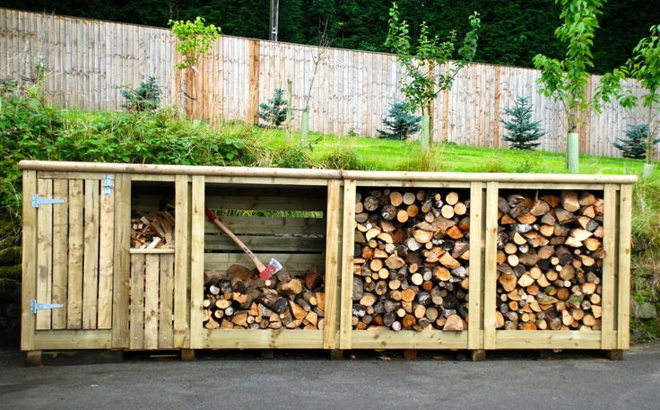 Wood storage (made from pallets) http://dunway.info/pallets/index.html