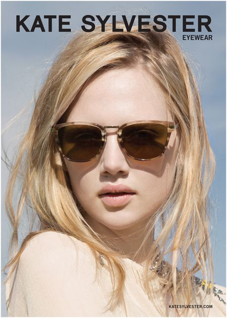 Kate Sylvester sunglasses 2014