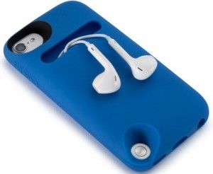 iPod touch 5g siliconen hoesje - Speck KangaSkin
