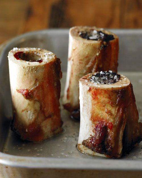 Roasted Bone Marrow Recipe | Jennifer McLagan (Roasted bone marrow is traditionally served as a first course, though this recipe is sufficiently rich to serve as first and last course as well as every course in between.)