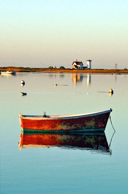 Chatham, Cape Cod Sunrise by Chris Seufert