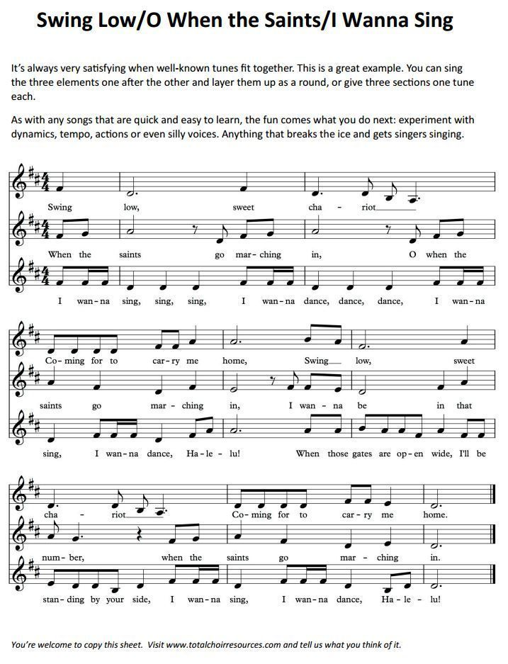 fun to do with my choir singing choir chorus partner songs click through to read. Black Bedroom Furniture Sets. Home Design Ideas
