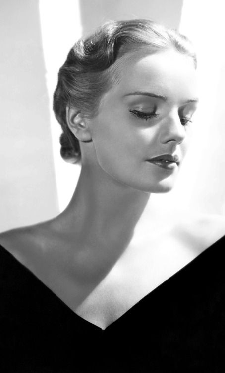 We Had Faces Then — Frances Farmer, 1936