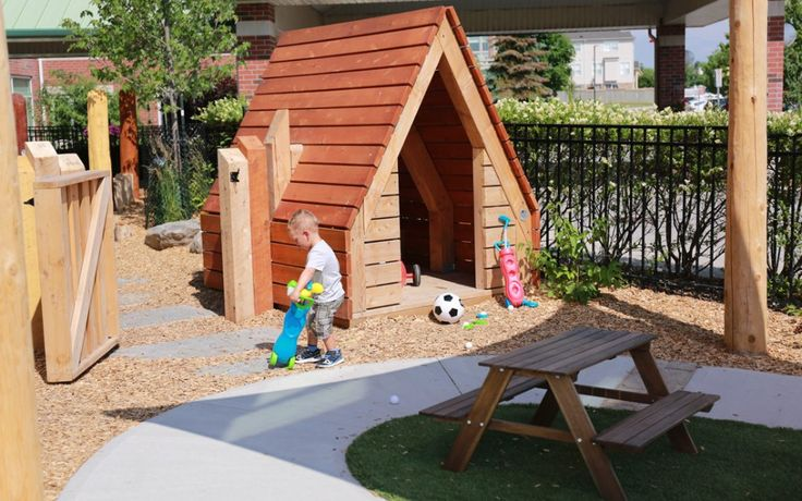YMCA Waterford Child Care Centre Earthscape Play in 2020