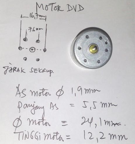Motor DVD [Dinamo pemutar DVD ]