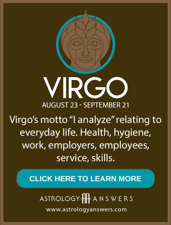 virgo woman horoscope today