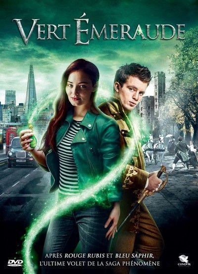 Vert émeraude, petit dernier d'une trilogie adolescente mitigée