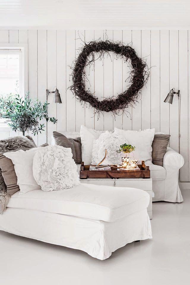 die 214 besten bilder zu white interior auf pinterest | brocante ... - Schoner Wohnen Landhausstil Wohnzimmer