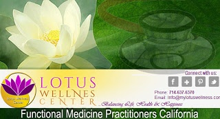 California Functional Medicine Practitioners at Lotus Wellness Centre begin their assessment with a diagnosis which is usually based on a initial examination keeping in mind the patient's previous medical history.