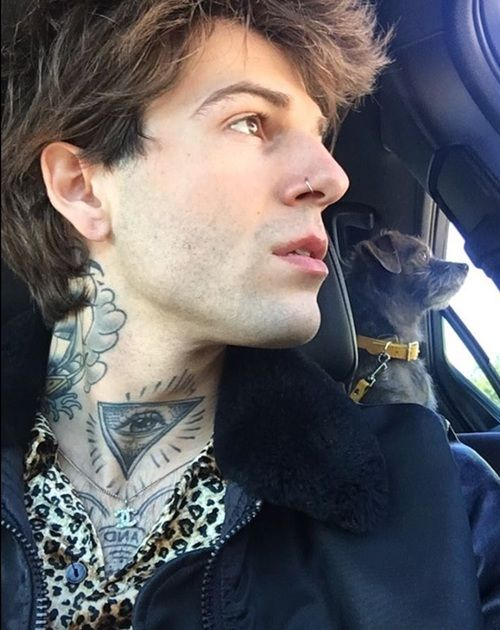 jesse rutherford, please.