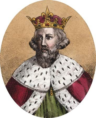 Alfred The Great 871-901 A.D. King of Wessex - 29th Paternal Great Grandfather