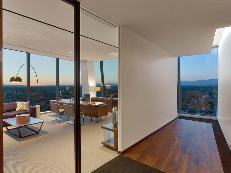 A Tour of Legendary Entertainment's Elegant Los Angeles Office - Officelovin