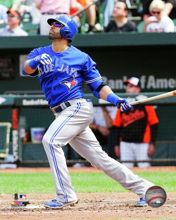 Toronto Blue Jays - Jose Bautista 2014 Action