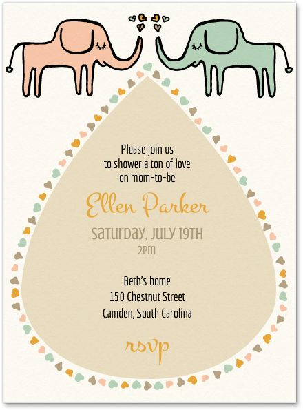 The 25+ best Online baby shower invitations ideas on Pinterest - baby shower invitations free templates online