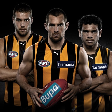 Hawthorn Football Club - User Experience Melbourne