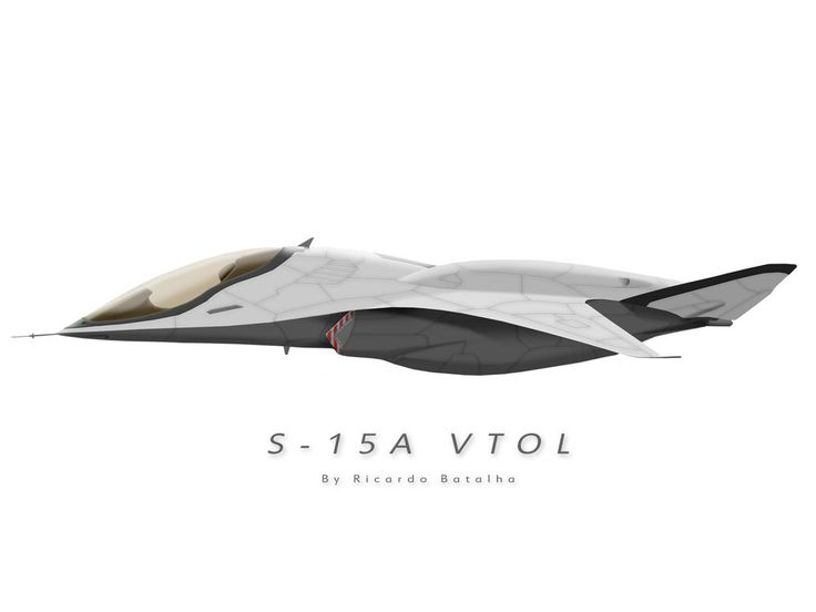 S-15A VTOL by ThreeDManiak