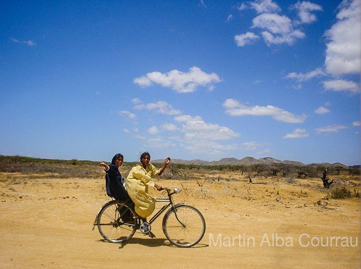 Desierto de La Guajira. Colombia. Fotografia: Martin Alba Courrau