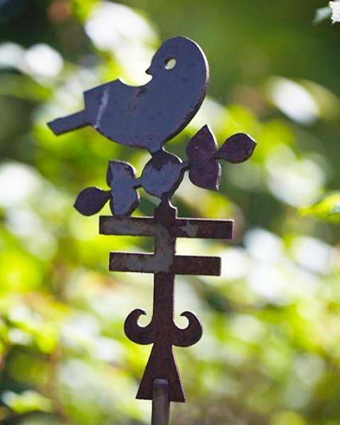 J.F.'s songbird - Signature logo