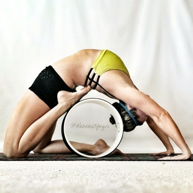 The Dharma Yoga Wheel - www.dharmayogawhe...