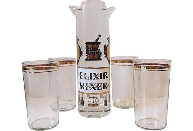 mixer elixir