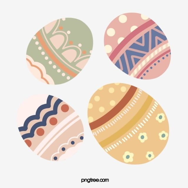 Cartoon Cute Easter Egg Element Easter Clipart Easter Egg Png Transparent Clipart Image And Psd File For Free Download Easter Graphics Easter Eggs Easter Backgrounds