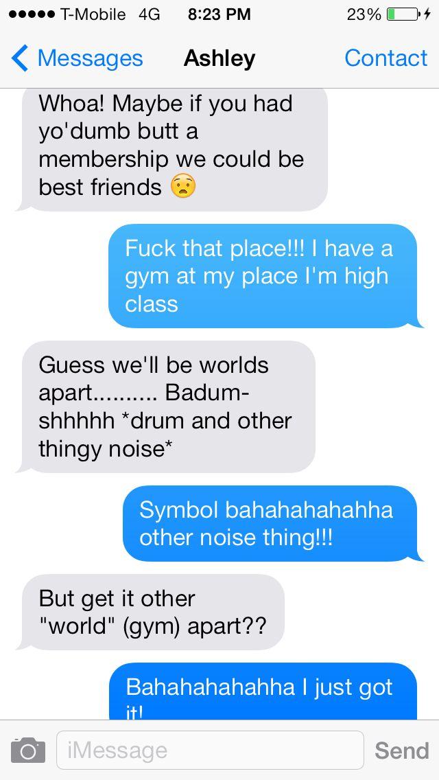 funny conversations between friends