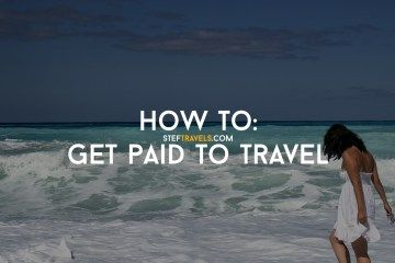 get paid to travel