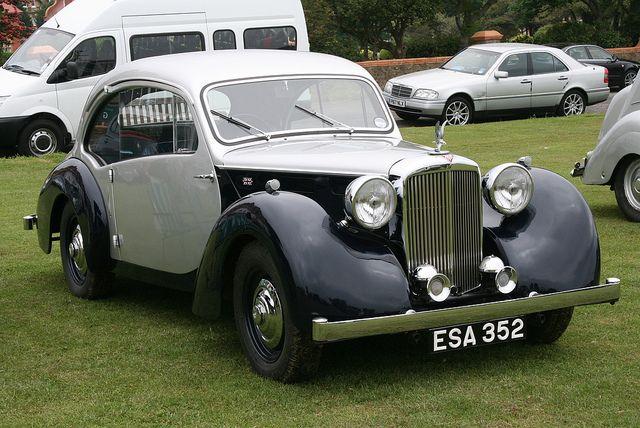 1947 Alvis Duncan