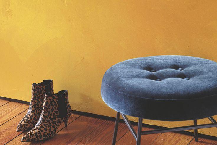 die besten 25 wandfarbe gold ideen auf pinterest. Black Bedroom Furniture Sets. Home Design Ideas