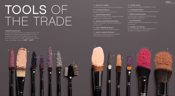 """Younique Tools of the trade ! Brushes, sponges, curlers, oh my! Click the picture to purchase your """"tools of the trade"""" today"""