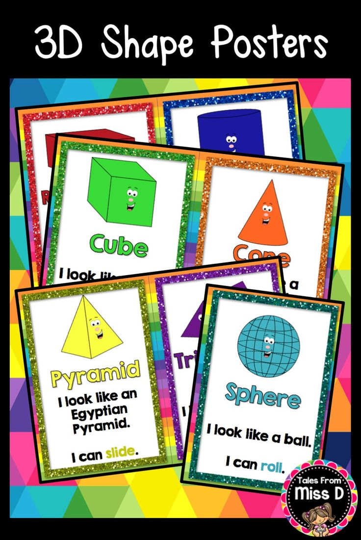 Classroom Decor Singapore ~ Best shape posters ideas on pinterest shapes