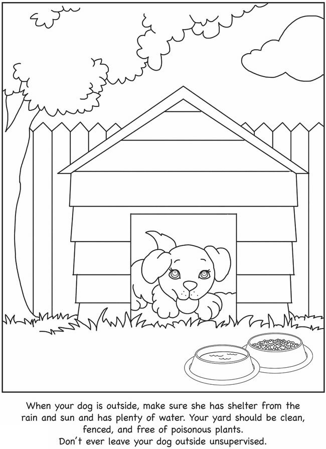 pupcake the dog coloring pages - photo#35