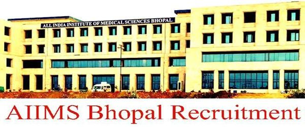 AIIMS Bhopal 2017 Vacancy: how to apply, online application form details