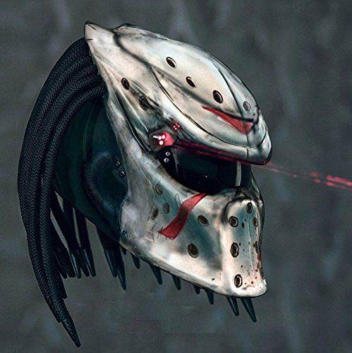 Jason Predator Helmet Motorcycle Custom - DOT Approved - ... https://www.amazon.com/dp/B077R5MTLN/ref=cm_sw_r_pi_dp_U_x_DuonAbE7PH3QE