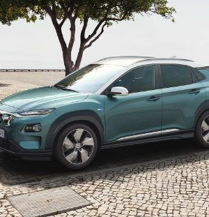 Hyundai All-New Kona Electric
