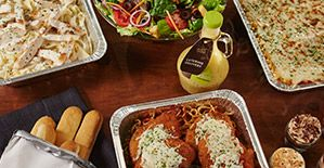 Order catering with pickup from your local Olive Garden Restaurant