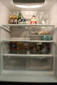 A Peek into My Refrigerator