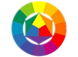 Kleuren combineren. Uitleg van het kleurenwiel.